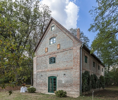 The Bat Barn Luxury Villa at Lake Balaton