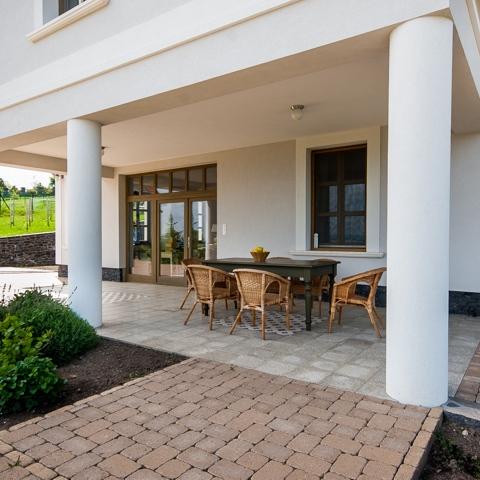luxury villa porch and - photo #24