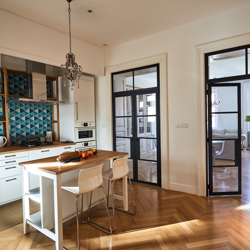 Apartments Homes: 2-Bedroom Luxury Apartment In Budapest
