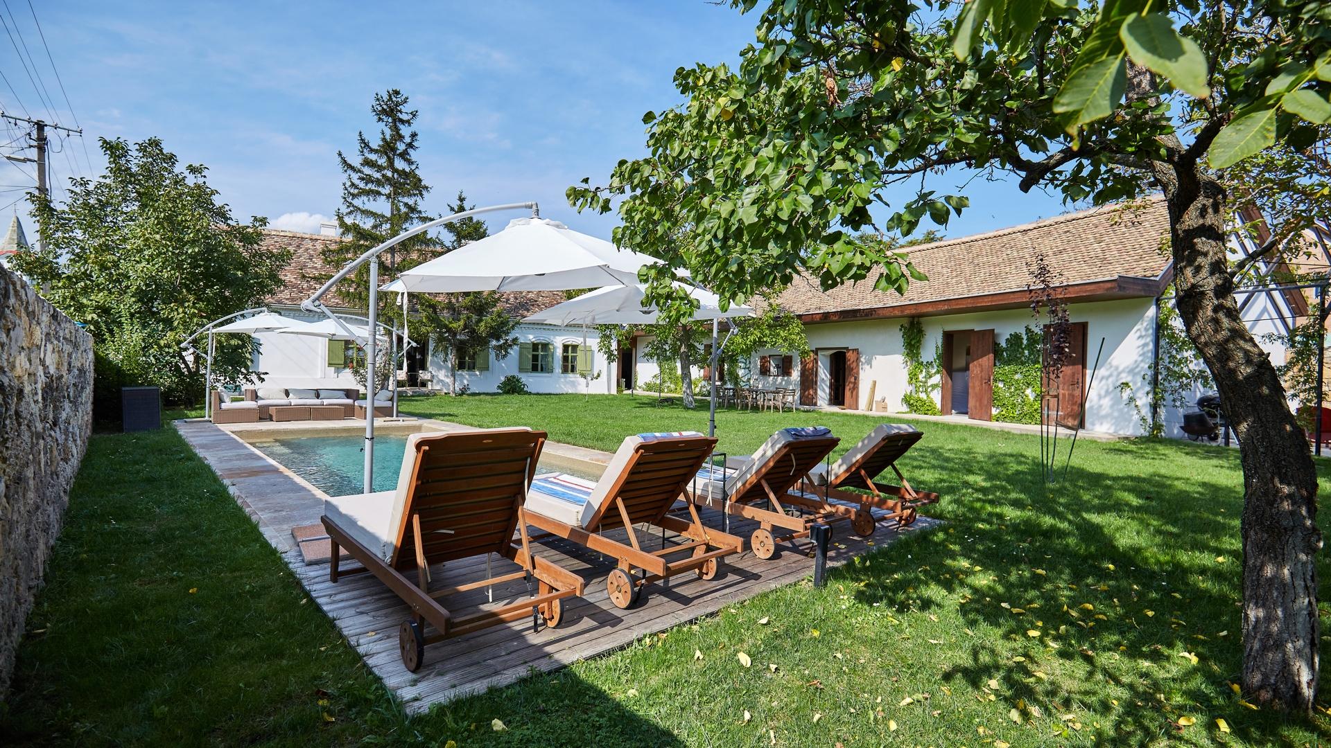 North Shore Bedroom Luxury Villa Hanna At Lake Balaton Hip Homes Hungary
