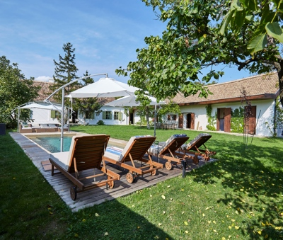 Luxury VILLA HANNA at Lake Balaton