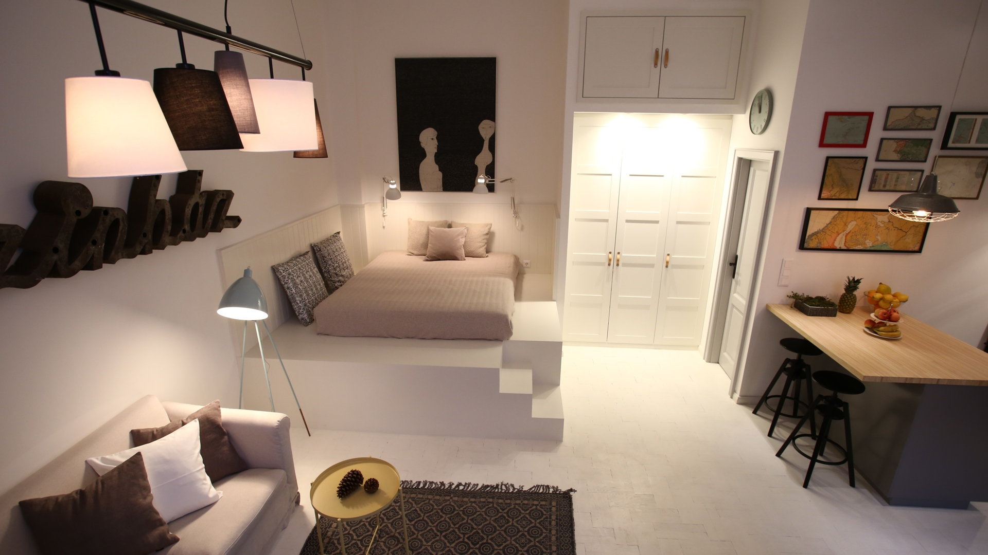 Broadway Mini Luxury Studio Apartment In Budapest Hip Homes Hungary